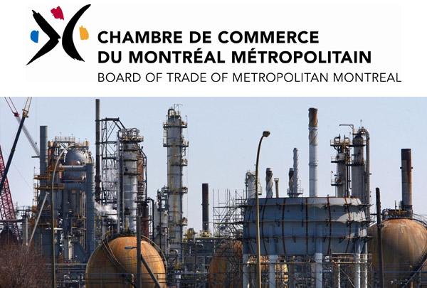 Perdre la t te pour le p trole de l ouest l 39 aut journal for Chambre de commerce tuniso canadienne
